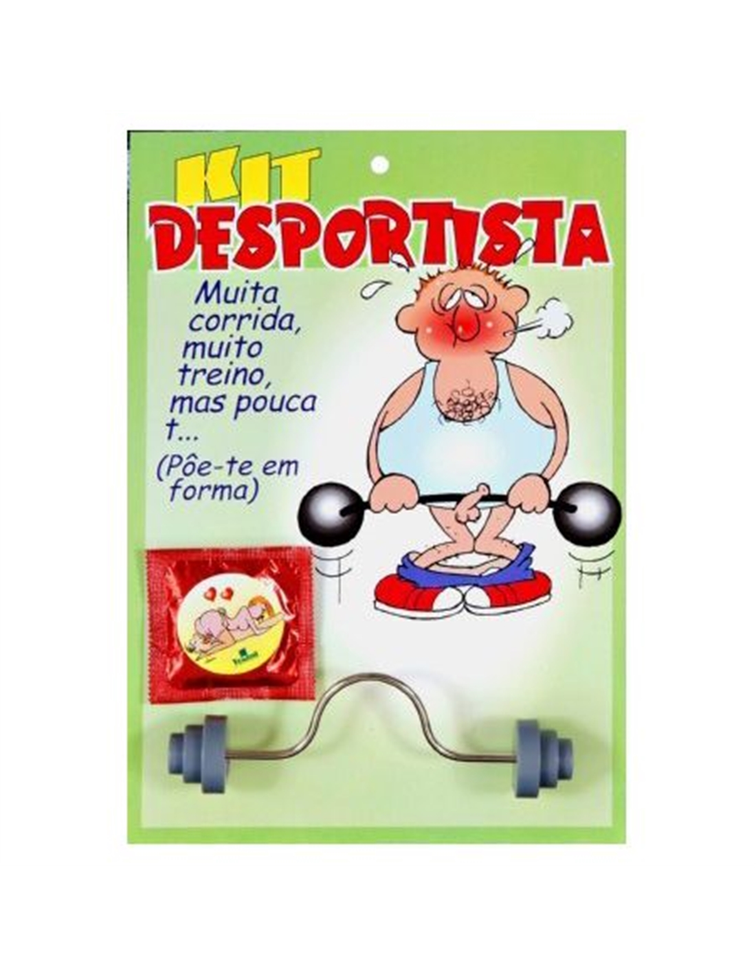 Kit Desportista - DO29005996