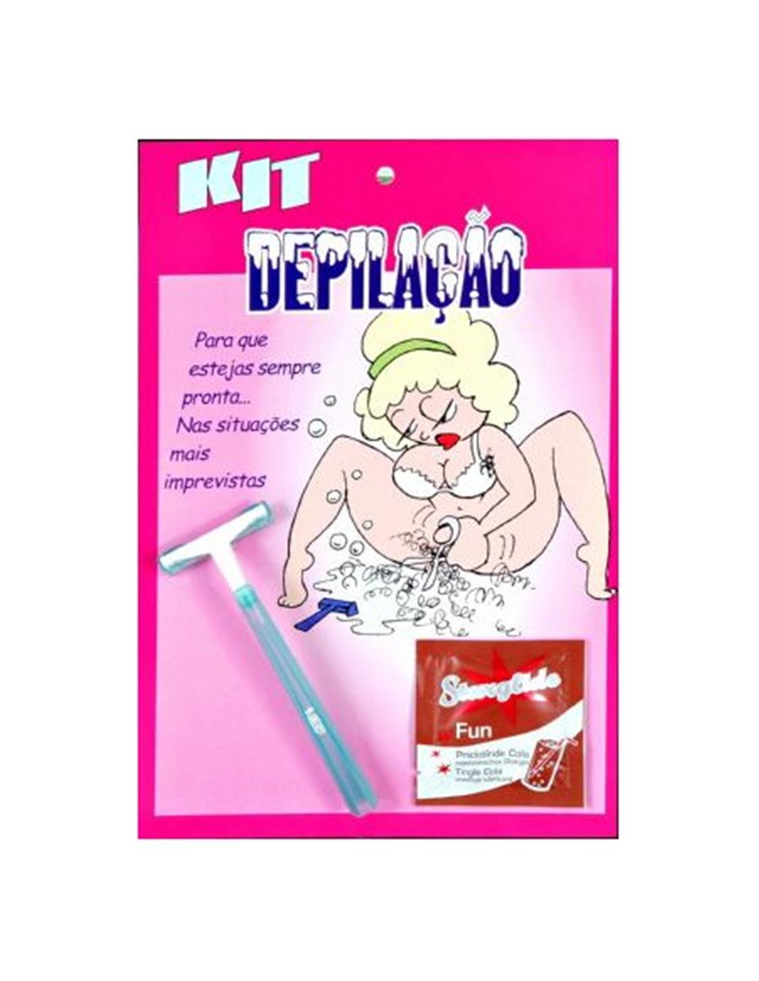 Kit Depilação - DO29011517