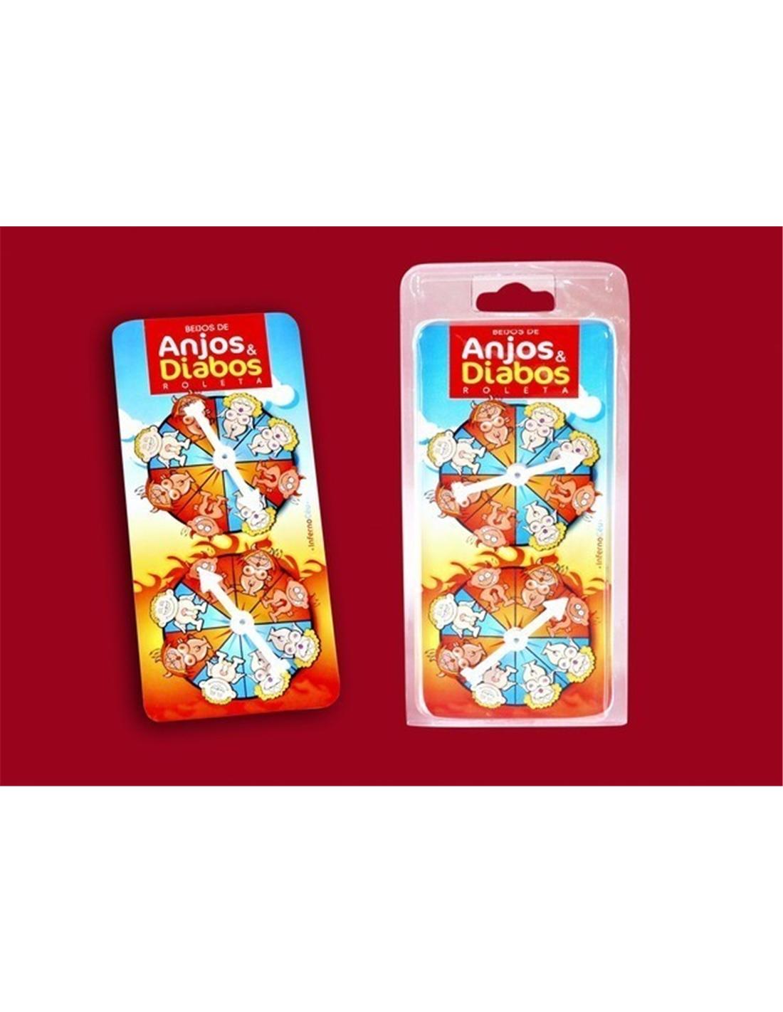 Rouleta Anjos e Diabos Português - DO29011681