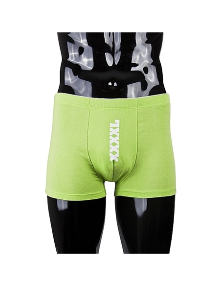 Boxer Divertido Xxxxl Verde - Único - PR2010305014