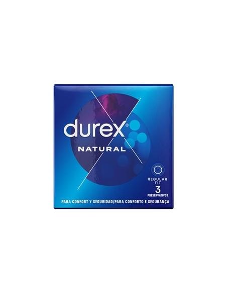 Preservativos Durex Natural Comfort - Dispensador 45 Cx. de 4 Un. - PR2010308211
