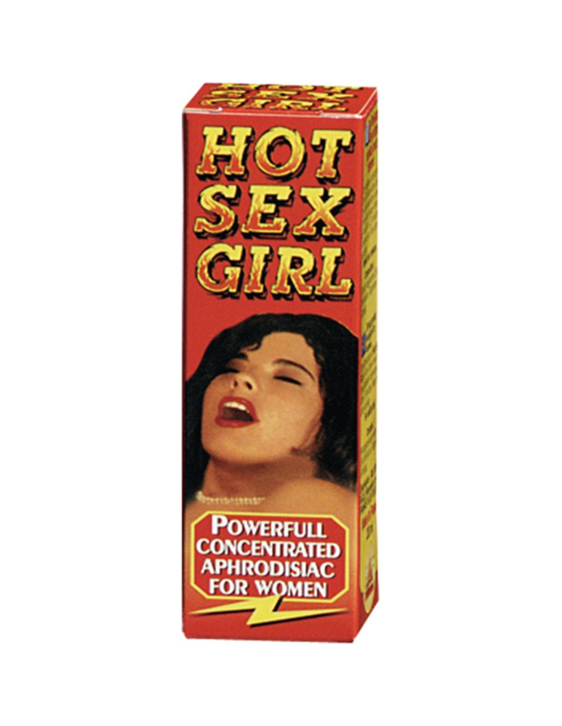 Gotas Hot Sex Girl - 20ml - DO29091512