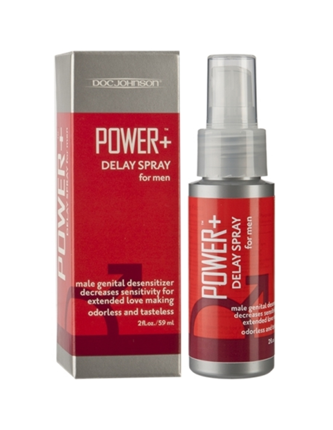 Spray Retardante Power + Delay - 59ml - PR2010318626