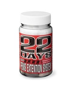 Comprimidos Para Aumento Do Pénis 22 Days Penis Extension S - PR2010319693