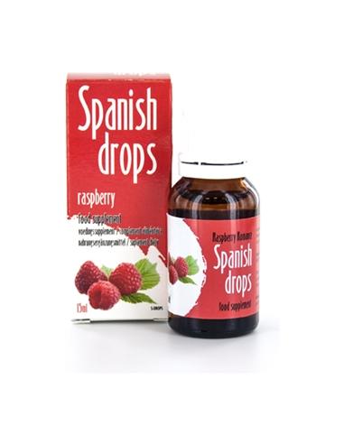 Gotas Spanish Drops Framboesa - 15ml - PR2010301539