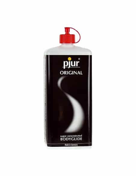 Lubrificante À Base De Silicone Pjur Original Bodygli - 1000ml - PR2010302232