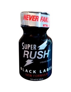 Super Rush Black Label 10ml - 10ml - PR2010320713