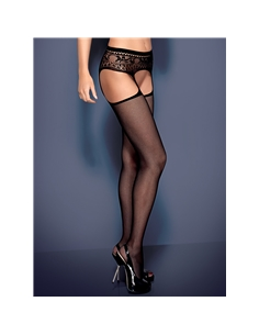 Collants S307 Obsessive Pretos - 42-44 XL/XXL - PR2010331289