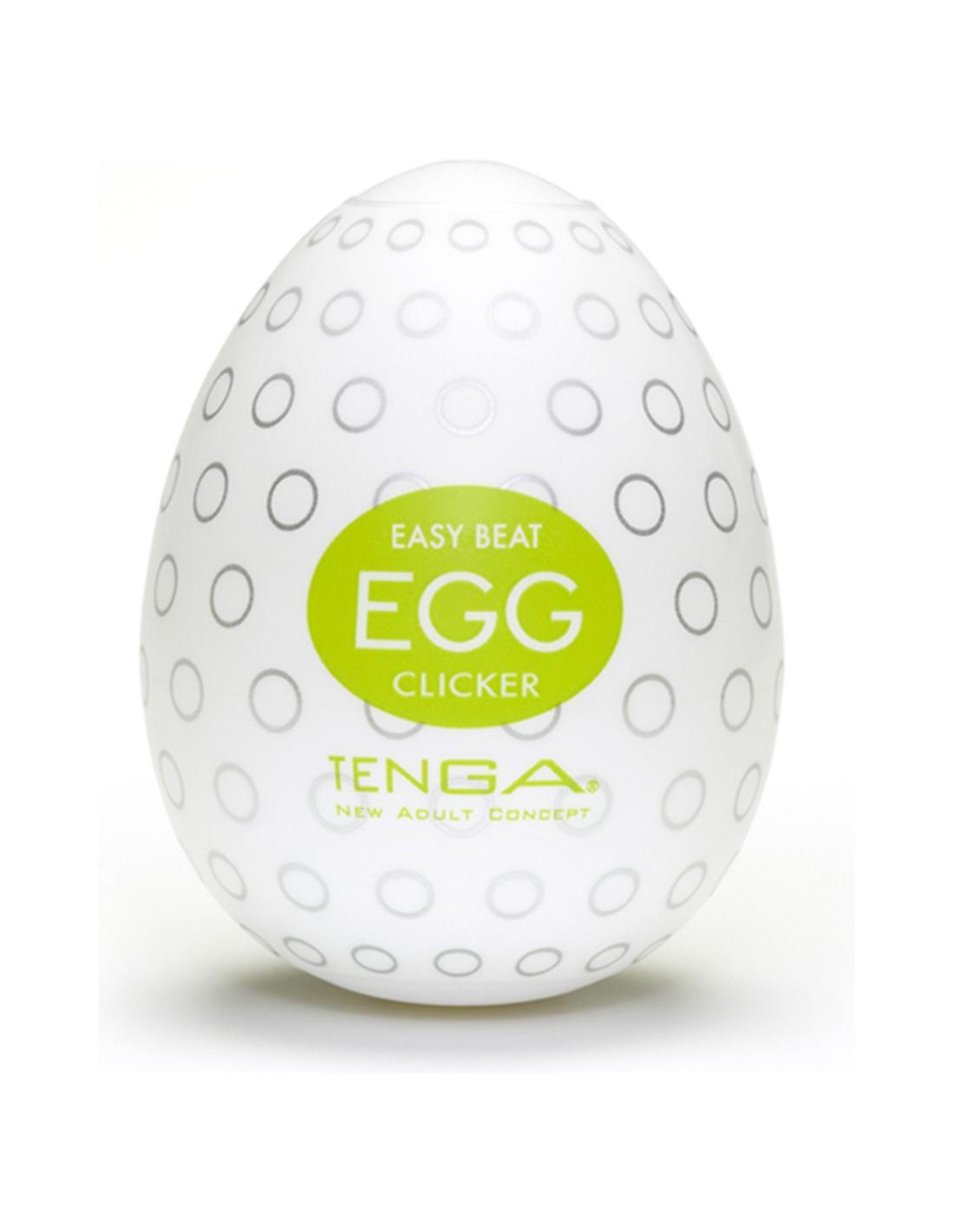 Masturbador Tenga Egg Clicker - PR2010299314