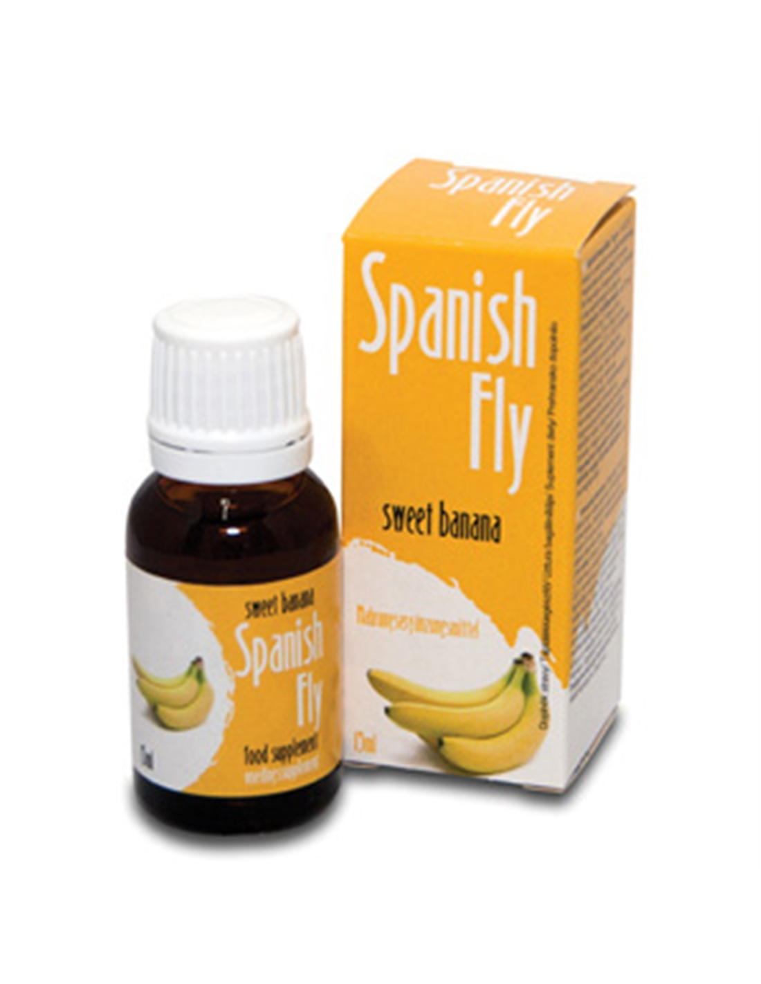 Gotas Spanish Fly Banana - 15ml - PR2010301540