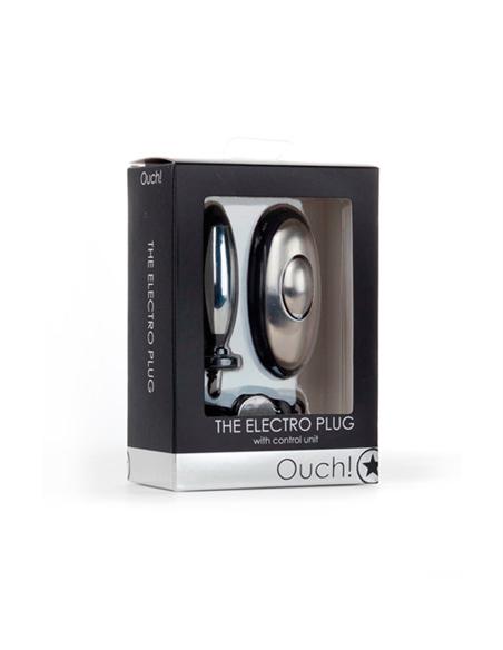 Eletroestimulador Ouch! Electro Plug - PR2010320629
