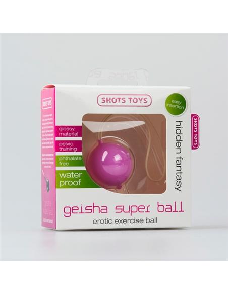 Bola Geisha Super Ball Rosa - PR2010302467