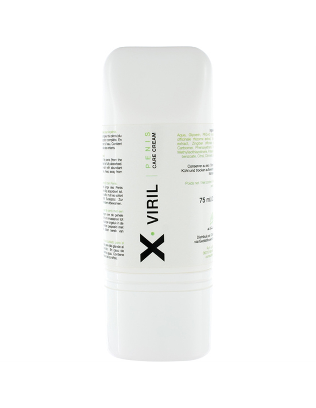 Creme X-Viril Para Homem - 75ml - PR2010323248