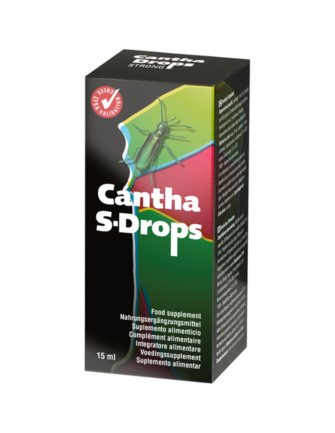 Gotas Cantha Drops Strong - 15ml - PR2010319701