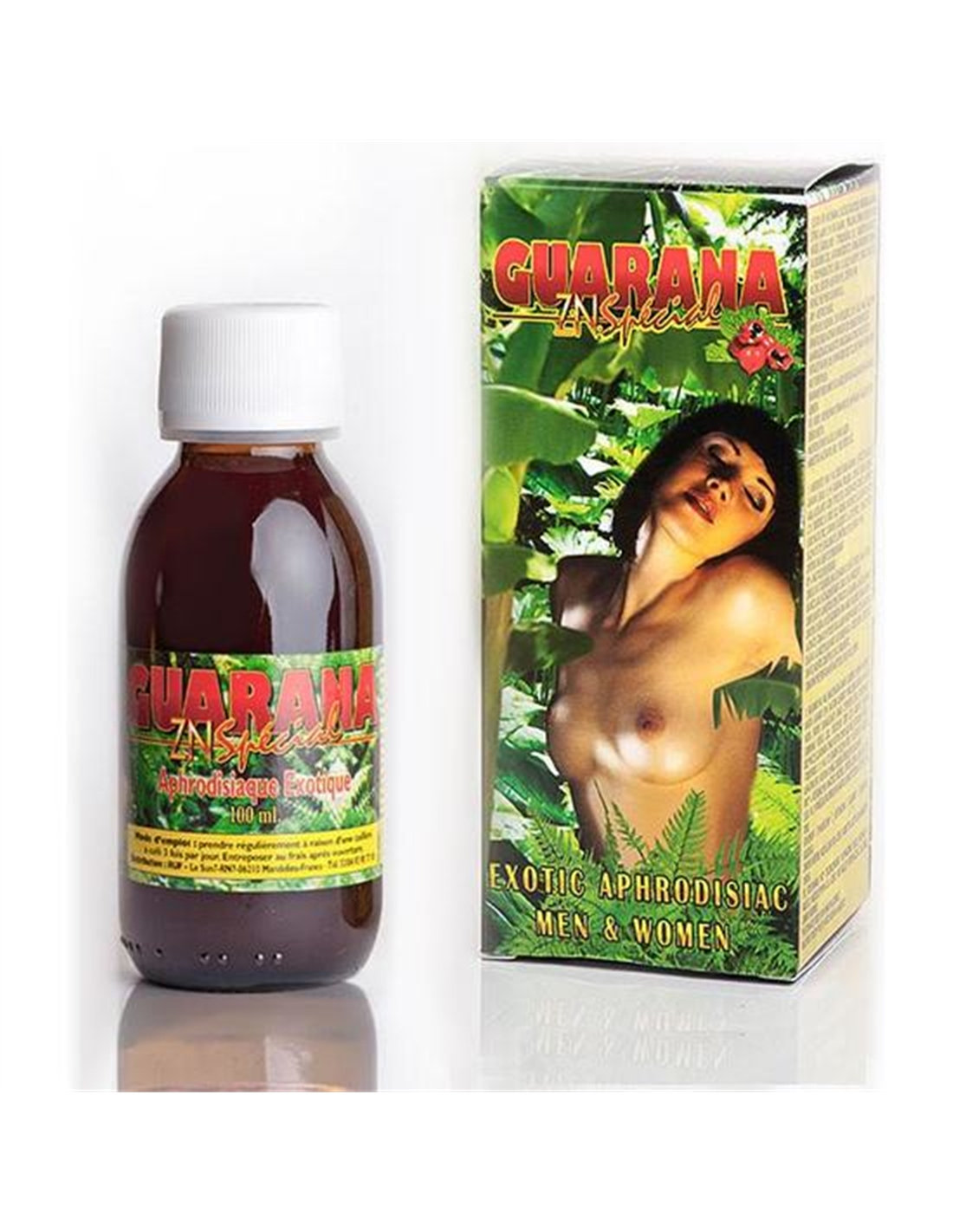 Gotas Guarana Zn Special - 100ml - DO29091511