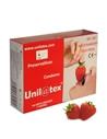 Caixa De 144 Preservativos Vermelhos Morango - PR2010318178