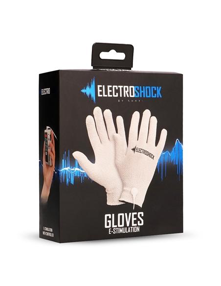 Luvas Com Comando Electro Shock - PR2010346303