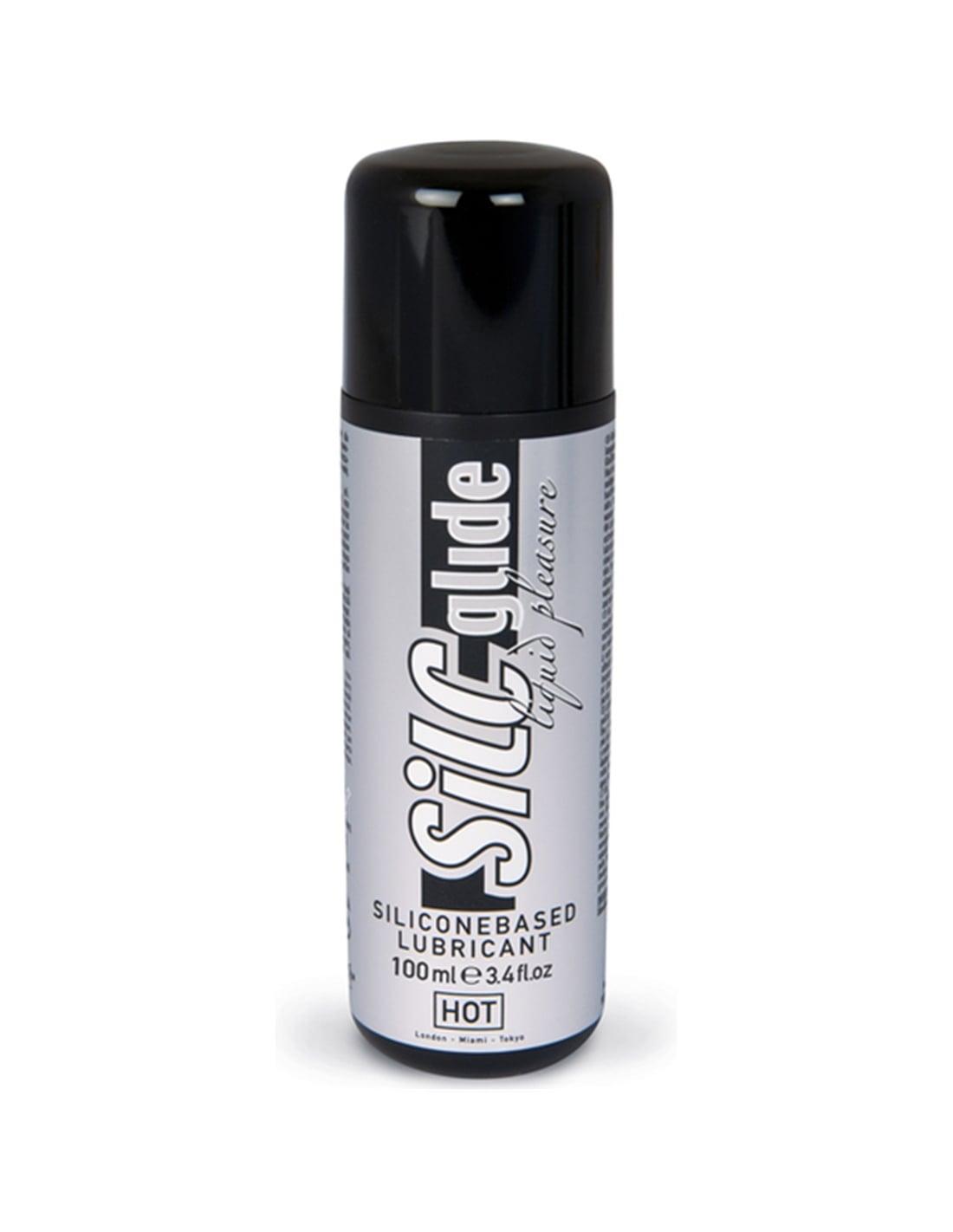 31604 - Lubrificante De Silicone Hot Silc Glide - 100ml-PR2010318865