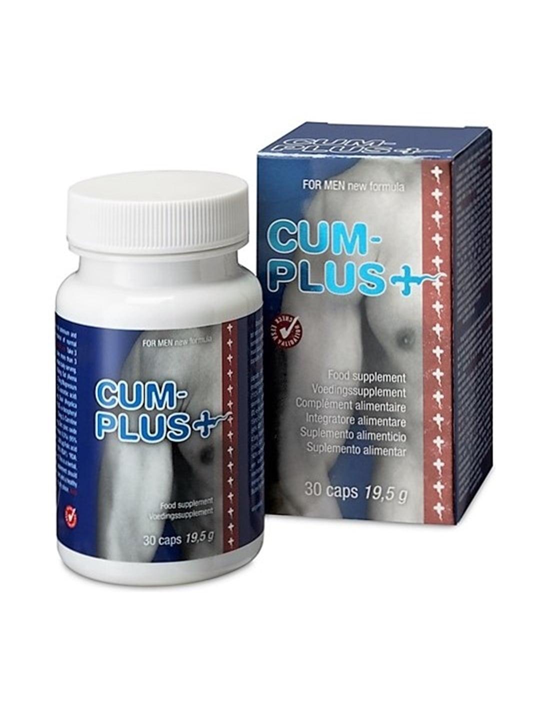 36879 - Volumizador De Esperma Cum Plus 30 Cápsulas-PR2010301822