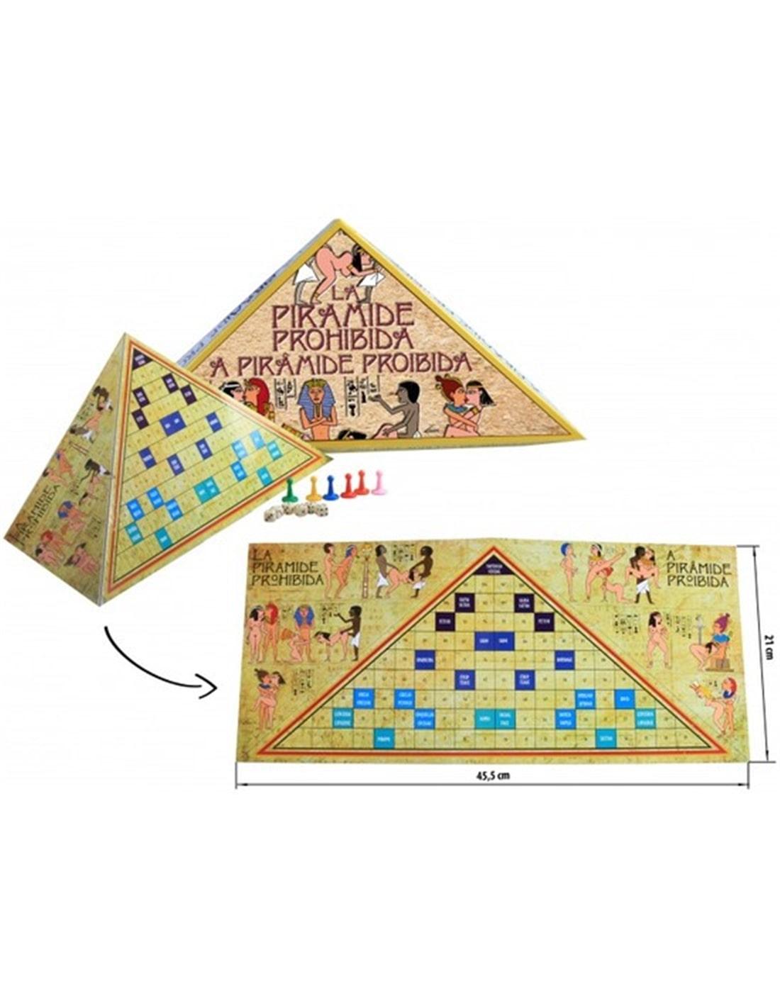 10130 - A Pirâmide Proibida-PR2010299347