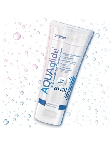 Lubrificante Aquaglide Anal - 100ml - DO29004897