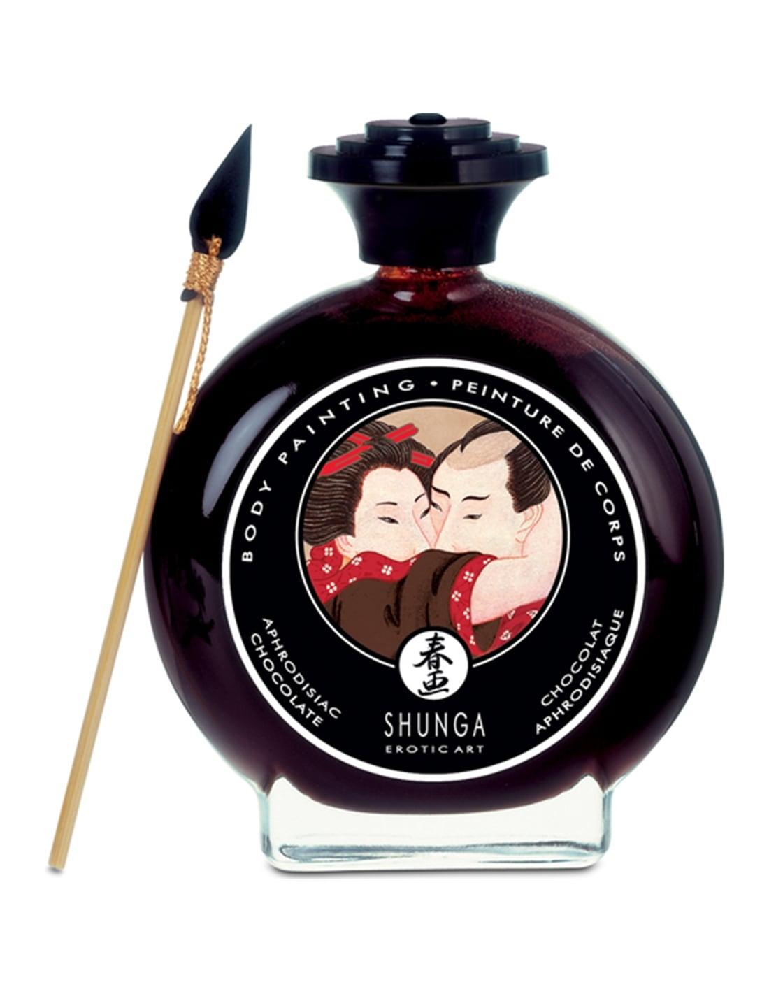 Tinta Corporal Shunga Chocolate - 100ml - PR2010300674