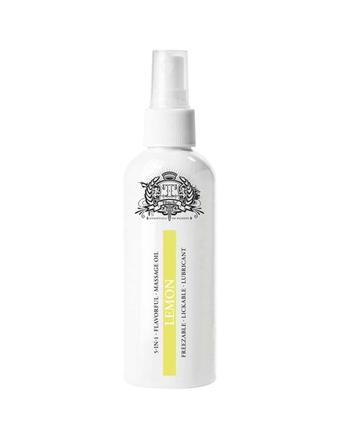 Lubrificante e Óleo de Massagem Touche Ice Limão - 80ml - PR2010318570