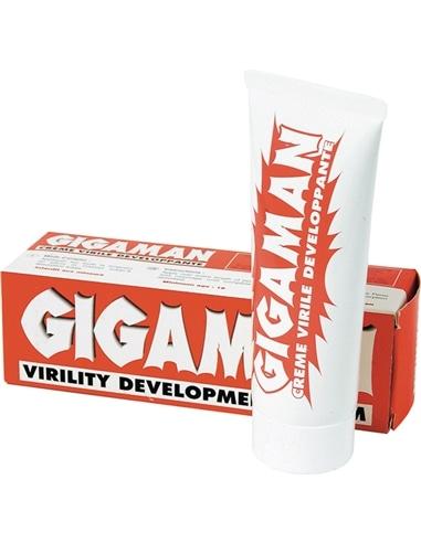 Creme de Massagem para Homem Gigaman - 100ml - DO29011294