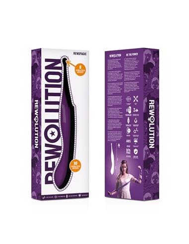 Estimulador Flexível Rewolution Rewomagic - PR2010367689