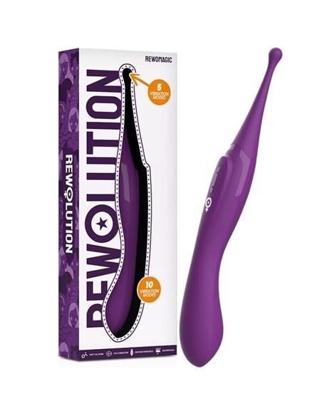 Estimulador Flexível Rewolution Rewomagic #5 - PR2010367689