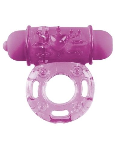 Anel Vibratório Vibrating Bullet Ring Roxo - PR2010305119